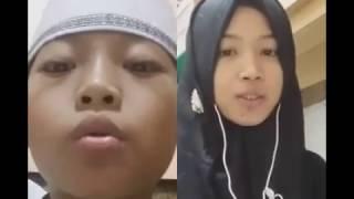 Video Smule Hasbi Santri kecil duet santri wanita merdu Syi'ir Tanpo Waton download MP3, 3GP, MP4, WEBM, AVI, FLV Juli 2018