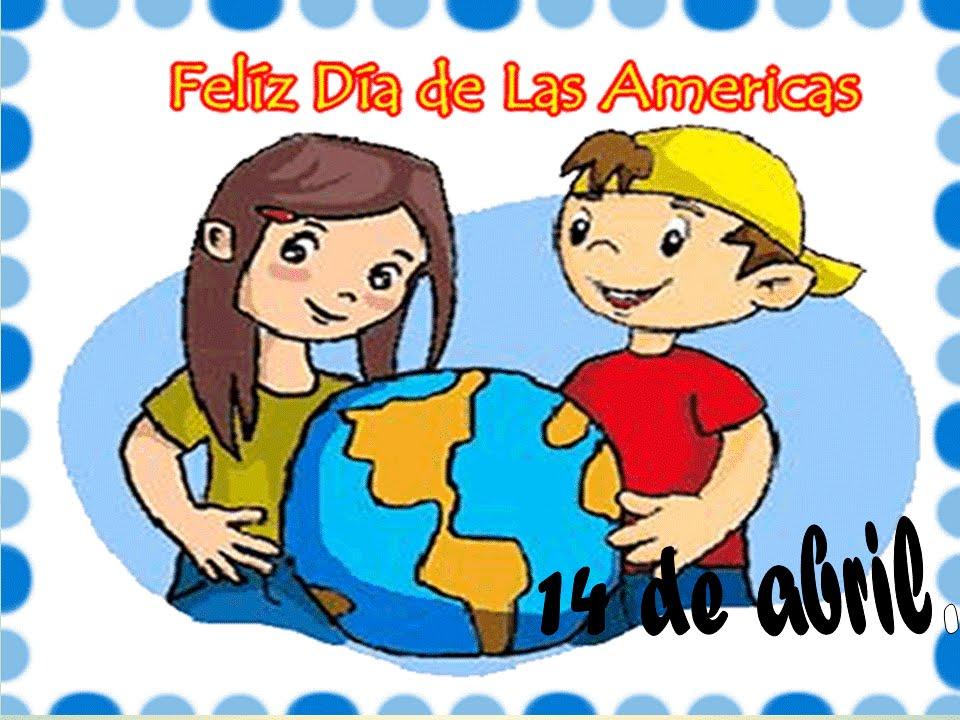 Dia de las americas 14 de abril youtube for Diario mural en ingles