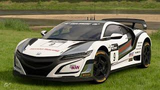GRAN TURISMO SPORT: HONDA NSX - RALLY CAR