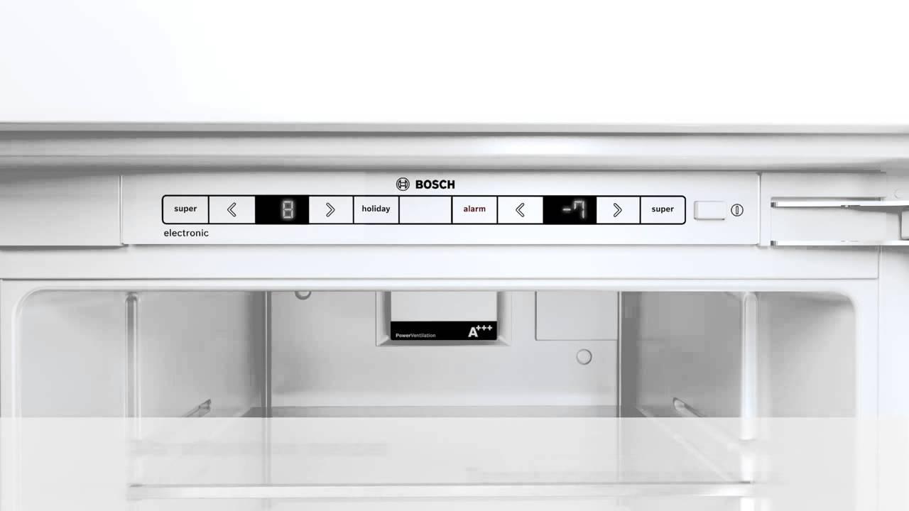 Bekannt Bosch Touch Control - YouTube FP95