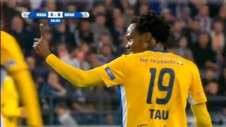 Percy Tau VS RSC Anderlecht (Away) Belgium Cup 720pi HD (Every Single Touch) MagnoliaArtsComps