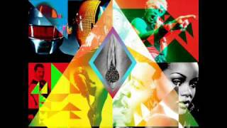 DJ Wich, Stromae, Chemical Brothers feat. Fatlip - Alors On My Salmon Dance (DJ Sven Mash Up)
