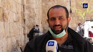 فلسطين.. فيروس كورونا يختطف بهجة عيد الفصح   - 18-4-2020