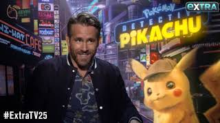 Ryan Reynolds Reveals Daughter James' Reaction After Hearing Detective Pikachu's Voice