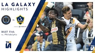 Video Gol Pertandingan Philadelphia Union vs La Galaxy