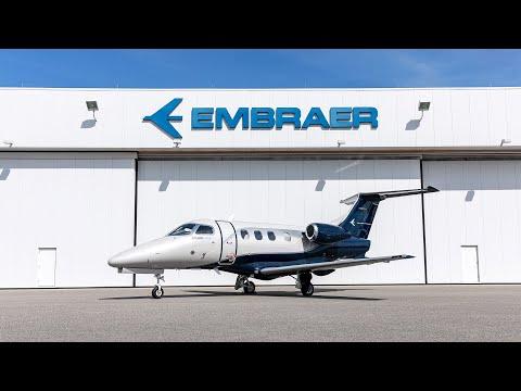 #Embraer #Phenom100EV Virtual Tour