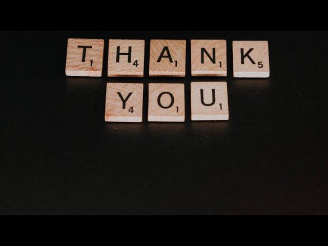 Harry's Video Blog - #Thankful: Parshat Vayetzei