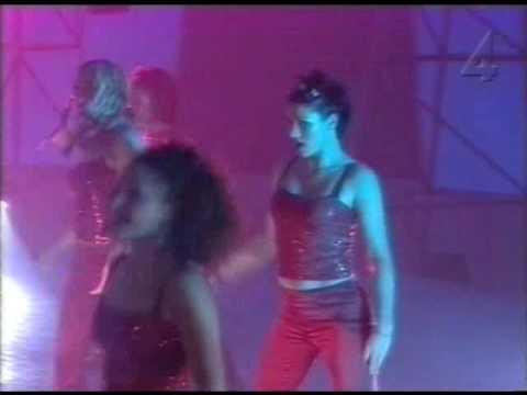 Martine McCutcheon Mamma Mia Live Abbamania 1999