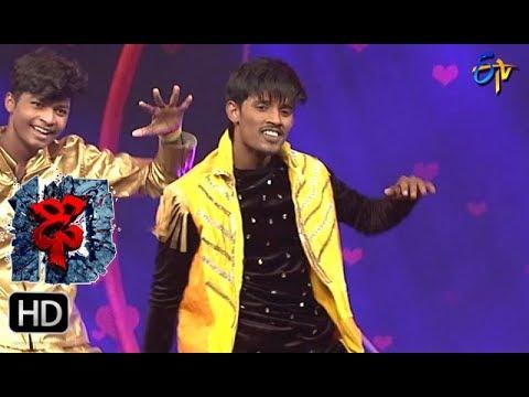 Raju Performance | Dhee 10 | 16th August 2017| ETV Telugu