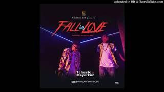 T Classic Ft Mayorkun – Fall In Love (Prod By Killertunes)