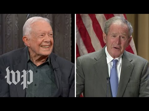 Four times former presidents implicitly rebuked President Trump Mp3