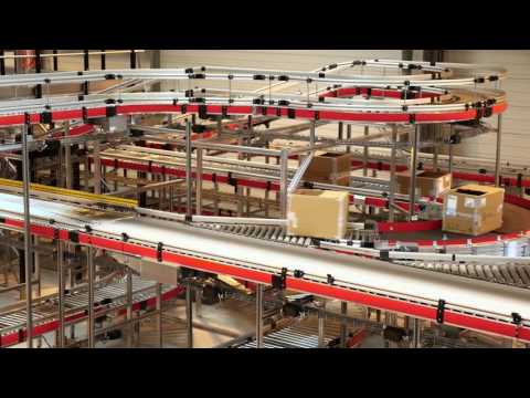 XPO Facilities' Logistics Robotics