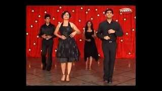 Salsa Hook Turn | Salsa Dance Steps for Beginners