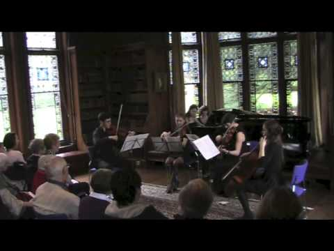 Dmitri Shostakovich, Piano Quintet in G minor, op. 57, Aether Quintet HD