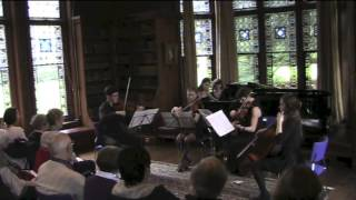 Dmitri Shostakovich, Piano Quintet in G minor, op. 57, Aether Quintet HD