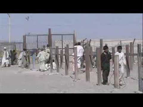 Exclusive report on Baluch Wall - 11 June 07