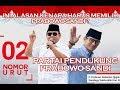 """Jokowi tanya prabowo soal """"Mobile Legend"""" dalam debat pilpres"""