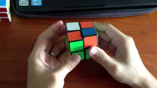 moyu lingpo 2x2x2 speed cube video review hk now store