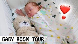 ROOM TOUR : La chambre de Bébé ❣️ / Baby room tour