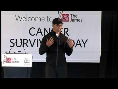 Cancer Survivors Day 2012- Chris Spielman