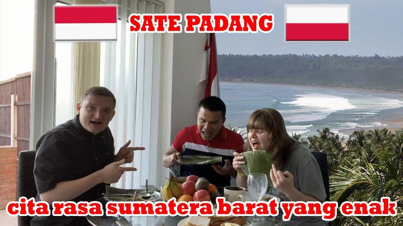 Sate Padang - cita rasa sumatera barat yang luar biasa - INDONESIA