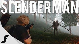 SLENDERMAN - Battlegrounds