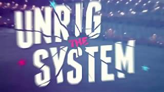 Stand-Up@Unrig the System Summit 2018