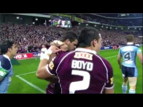 QUEENSLAND MAROONS- NRL State of Origin Tribute !!!!!