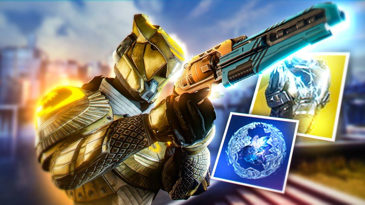 New #1 Titan Behemoth Build (Destiny 2)
