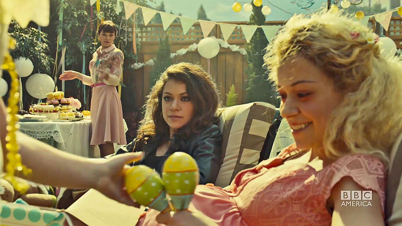 Download Orphan Black Season 3 - Helena's Baby Shower (Ep 1 Spoilers)