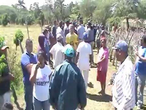 Matan hombre en una comunidad de Guatapanal para robarle motor