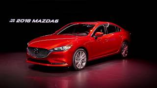 Unveiling the 2018 Mazda6 at the LA Auto Show | Mazda USA thumbnail