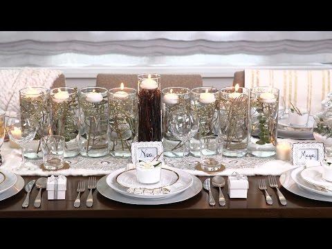 Hanukkah Party Table Decorations & Centerpieces | JOY of KOSHER
