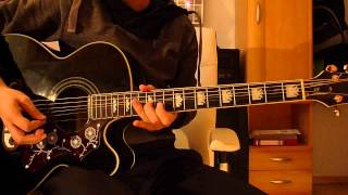 Biffy Clyro The Thaw Cover Guitar