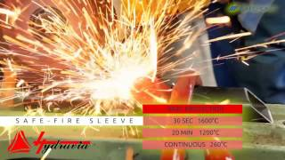 Огнеупорный рукав Verso(Компания Гидравия представляет новый огнеупорный рукав под торговой маркой Verso. Специальное силиконовое..., 2014-12-30T13:54:01.000Z)