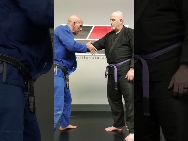 Tuesday Training Tip: Lapel Grab Defense