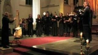 """Haarlem Voices - """"This Little Babe"""" Britten"""