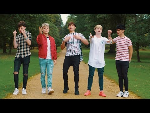 CNCO, Little Mix - Reggaetón Lento (Boyband cover)