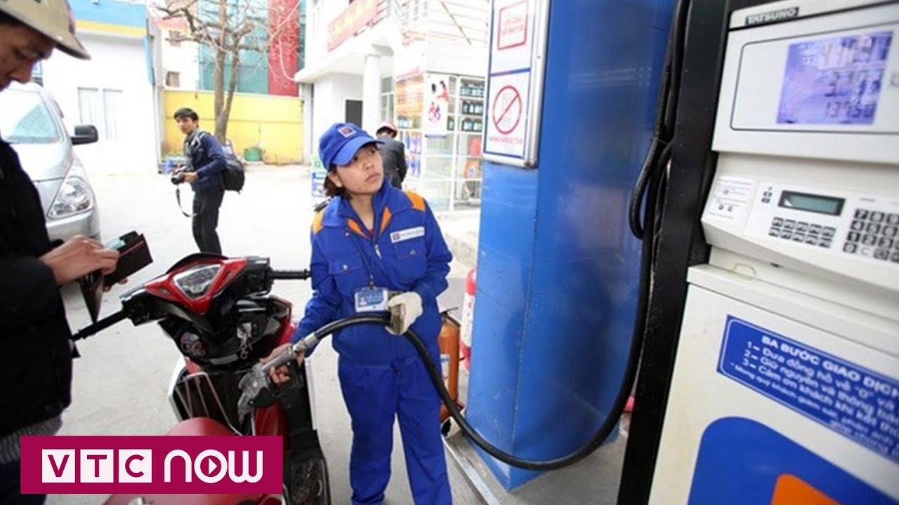 Giá xăng giữ nguyên, tăng giá dầu | VTC1