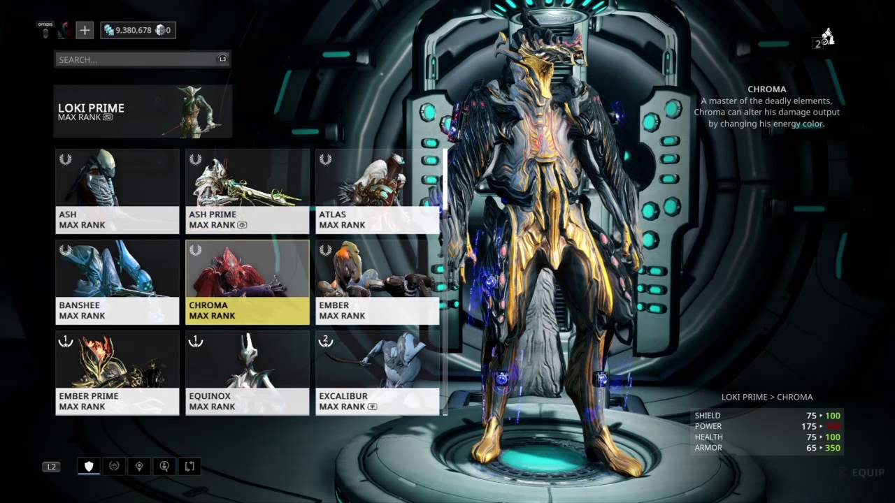 how to buy prime warframes