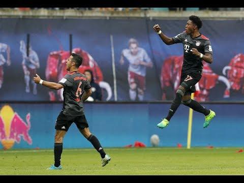 Thiago Alcantara Full Match Analysis