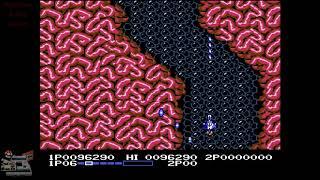 Life Force / Salamander NES, Dendy (No Deaths) прохождение [175]