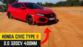 Civic Type R FK8 320CV - Portugal Stock and Modified Car Reviews