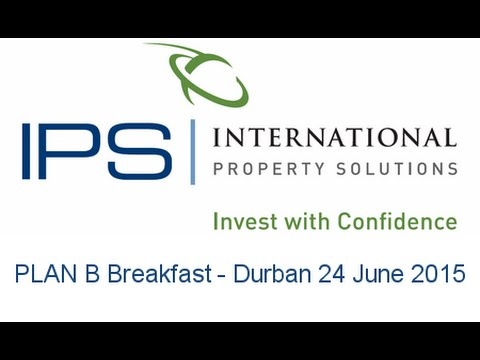 IPS Breakfast Durban 24 June 2015