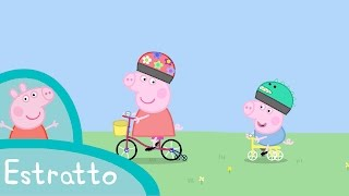 Peppa - Biciclette (Estratto del video)