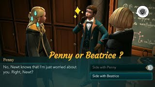 Side With Penny Harry Potter Hogwarts Mystery