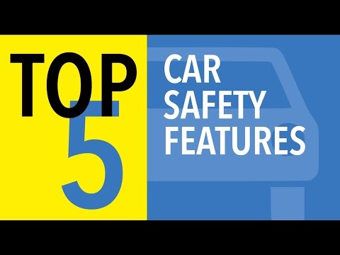 Top 5 Car Safety Features - CARFAX