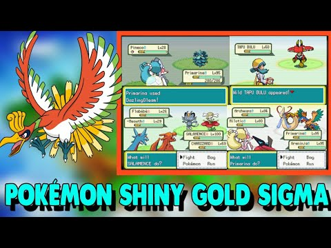 Download Patched Pokemon Shiny Gold Rom