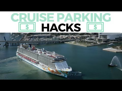 Cruise Parking Tips | How To Save Money!