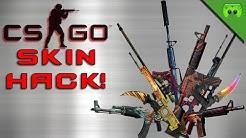 CS:GO ALL SKINS HACK 🎮 Hacknet #2